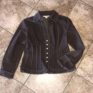 Worthington Jean Jacket Size M